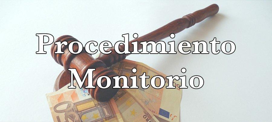 Procedimiento monitorio